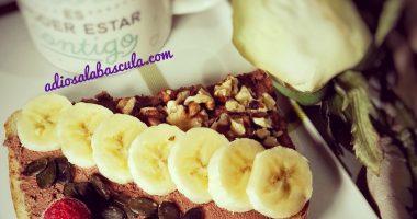 Adaptaciones de desayunos si quieres comer sano y adelgazar