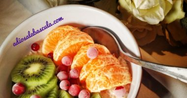 4 recetas para desayunar con copos de avena