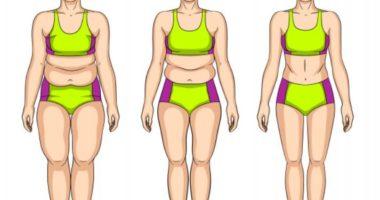 Fotos para ver la evolución del peso.